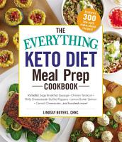 The Everything Keto Diet Meal Prep Cookbook PDF