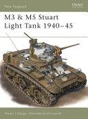 M3 & M5 Stuart Light Tank 1940–45