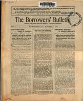 The Borrowers' Bulletin