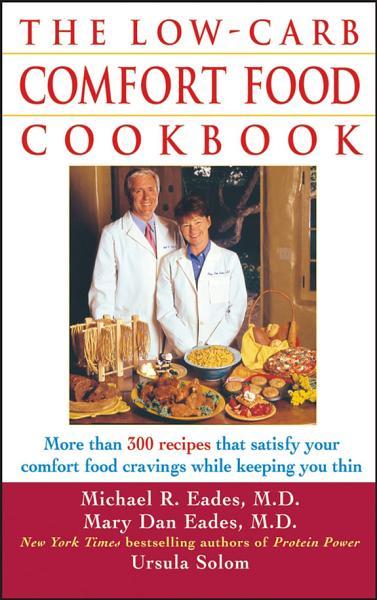 Download The Low Carb Comfort Food Cookbook Book