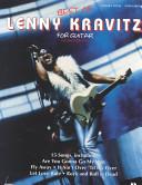 Download Best of Lenny Kravitz for Guitar Book
