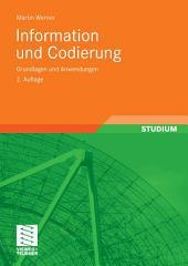 Information und Codierung: Grundlagen und Anwendungen, Ausgabe 2