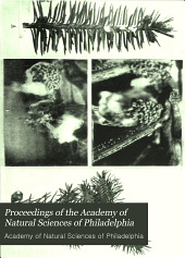 Proceedings of the Academy of Natural Sciences of Philadelphia: Volume 59