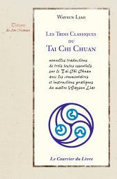 Les 3 classiques du Tai chi chuan