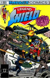 The Legend of The Shield: Impact #2