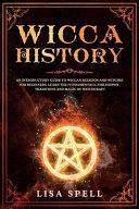 Wicca History PDF