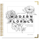 How To Draw Modern Florals 2