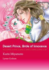 Desert Prince, Bride of Innocence: Harlequin Comics