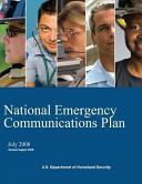 National Emergency Communications Plan PDF
