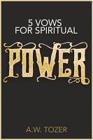 5 Vows for Spiritual Power PDF