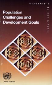 Population Challenges and Development Goals: Page 81