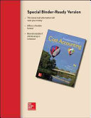 Loose Leaf For Fundamentals Of Cost Accounting Book PDF