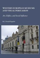 Western European Museums and Visual Persuasion PDF