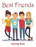 Best Friends Coloring Book