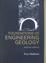 Foundations of Engineering Geology, Second Edition