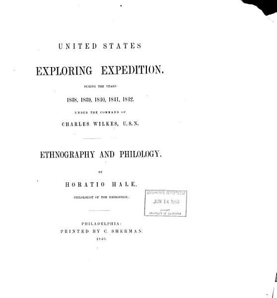 United States Exploring Expedition PDF