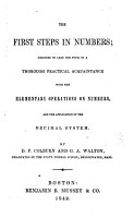 First Steps in Numbers PDF