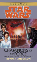 Champions of the Force  Star Wars Legends  The Jedi Academy  PDF