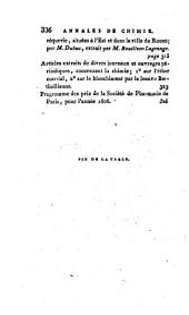Annales de chimie ou Recueil de mémoires concernant la chimie et les arts qui en dépendent: Volume58