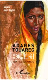 Adages touaregs: Tuareg sayings