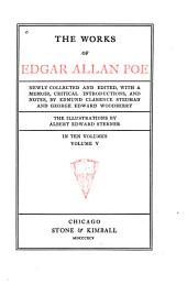 The Works of Edgar Allan Poe: Tales of adventure and exploration: Narrative of Arthur Gordon Pym. The journal of Julius Rodman