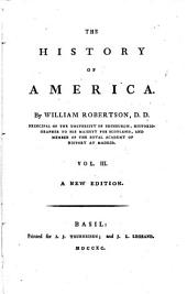 The History of America: Volume 3