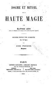 Dogme et rituel de la haute magie, 1: Volume1