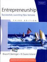 Entrepreneurship  Successfully Launching New Ventures PDF