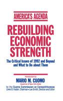 America s Agenda  Rebuilding Economic Strength PDF
