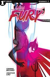 Miss Fury Vol. 2 #1