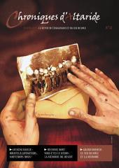 Chroniques d'Altaride n°032 Janvier 2014: La Mémoire