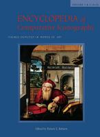 Encyclopedia of Comparative Iconography PDF