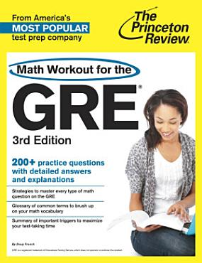 Math Workout for the GRE  3rd Edition PDF