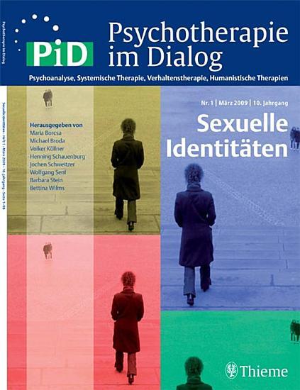 Psychotherapie im Dialog   Sexuelle Identit  ten PDF