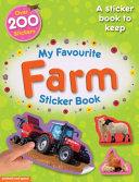 My Favourite Farm Sticker Book
