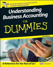 Understanding Business Accounting For Dummies: Edition 2