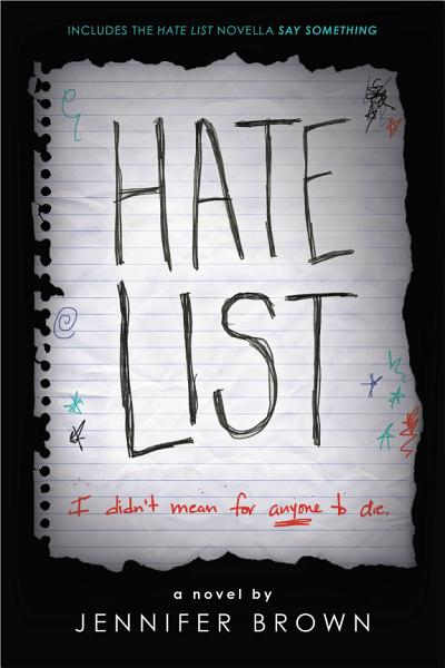 Download Hate List Book