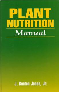 Plant Nutrition Manual Book
