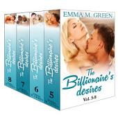 The Billionaire's Desires Vol 5-8