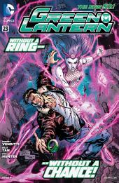 Green Lantern (2011-) #23