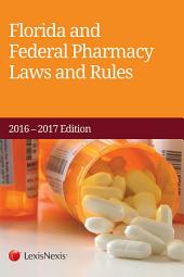 Florida and Federal Pharmacy Laws and Rules