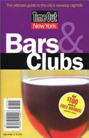 New York Bars and Clubs PDF
