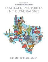 Government and Politics in the Lone Star State: Edition 9