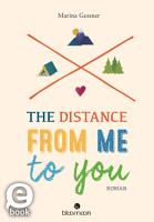 The Distance from me to you PDF