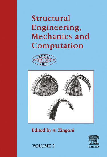 Structural Engineering  Mechanics and Computation PDF