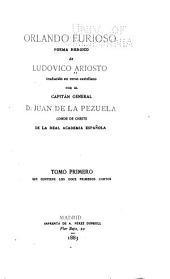 Orlando Furioso: poema heroico, Volumen 1