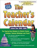 The Teacher's Calendar School Year 2005-2006