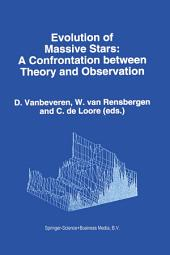 Evolution of Massive Stars: A Confrontation between Theory and Observation