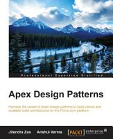 Apex Design Patterns PDF