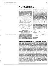 Emergency Librarian PDF